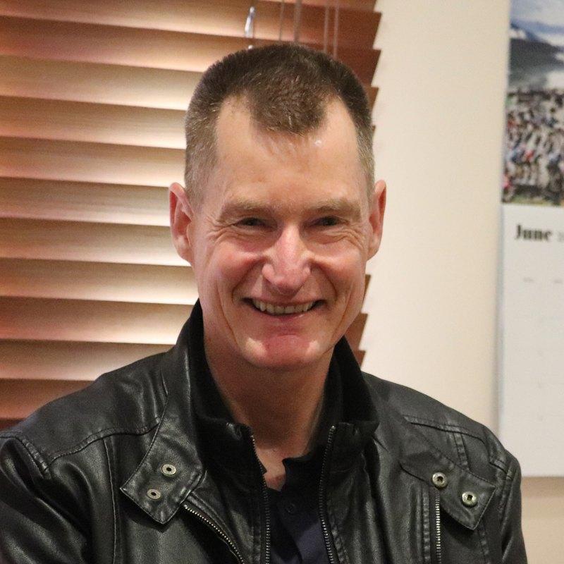 Dr Gavin Ivey Psychology
