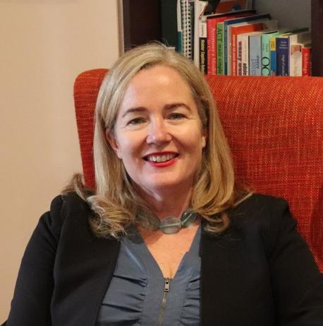 Psychologist Moira Junge