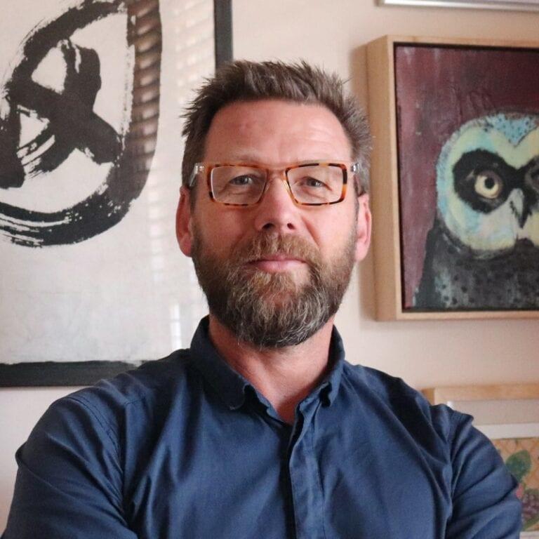 Chiropractor Trevor Junge